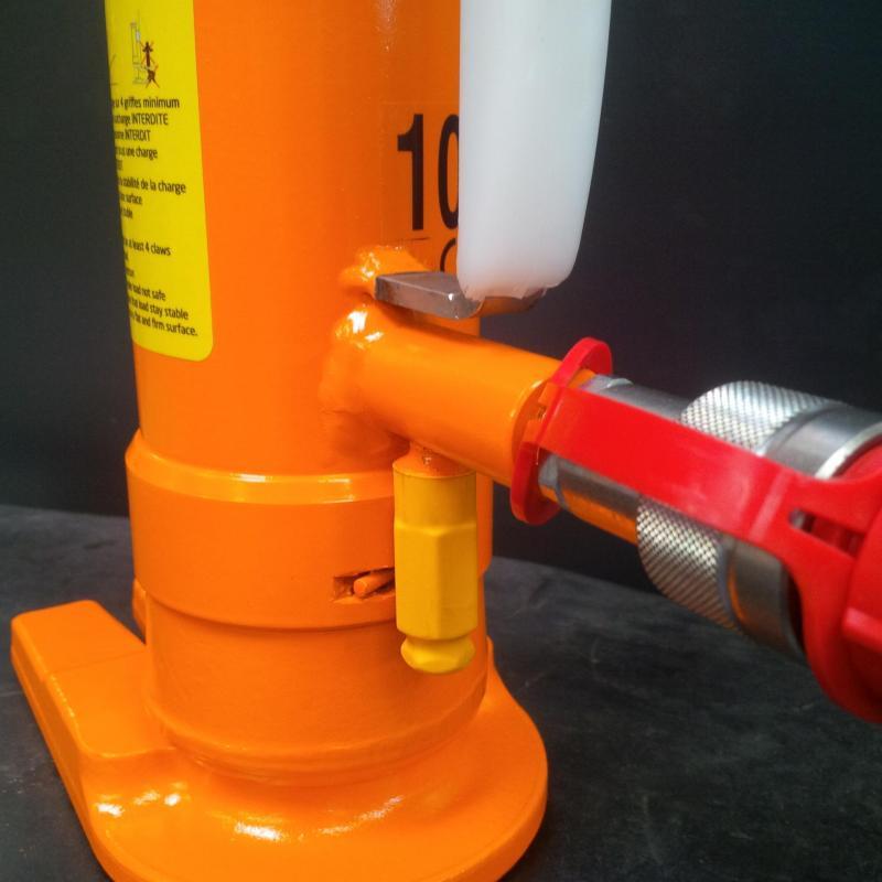 cric sans pompe hydrogrif